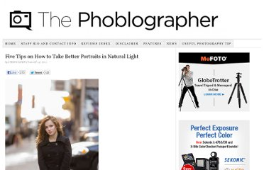 http://www.thephoblographer.com/2011/08/14/five-tips-on-how-to-take-better-portraits-in-natural-light/