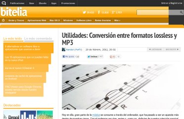 http://bitelia.com/2012/02/utilidades-conversion-entre-formatos-lossless-y-mp3