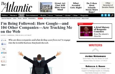 http://www.theatlantic.com/technology/archive/2012/02/im-being-followed-how-google-151-and-104-other-companies-151-are-tracking-me-on-the-web/253758/