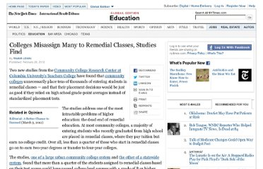 http://www.nytimes.com/glogin?URI=http://www.nytimes.com/2012/02/29/education/colleges-misassign-many-to-remedial-classes-studies-find.html&OQ=_rQ3D4Q26wpisrcQ3Dnl_wonk&OP=54a4fe5cQ2FQ25YA6Q25OQ22UhzQ22Q22Q3CFQ25FQ7B.FQ25Q7BFQ25FQ3FQ25AOwUXQ3CHQ22Q27Q25UQ22__AQ60Ah9Q5CHhXhhHQ60Q279Q5CXQ2779Q3CQ229zAQ5CAOHX_9U_XhhAh9hQ3CwOHAh91HQ27OQ2B0Q3CQ5C_