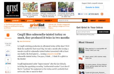 http://grist.org/list/2011-09-14-cargill-likes-salmonella-tainted-turkey-so-much-they-produced-it/