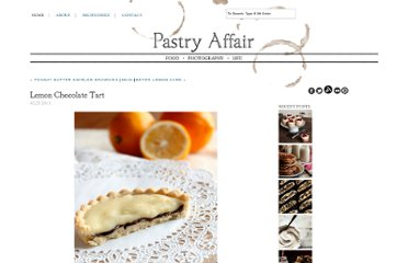 http://www.pastryaffair.com/blog/2011/2/25/lemon-chocolate-tart.html