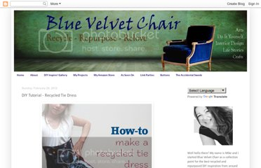 http://www.bluevelvetchair.blogspot.com/2012/02/diy-tutorial-recycled-tie-dress.html