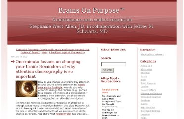 http://westallen.typepad.com/brains_on_purpose/2012/02/one-minute-lessons-on-changing-your-brain.html