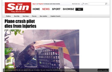 http://www.thesun.co.uk/sol/homepage/news/3722165/Plane-crash-pilot-dies-from-injuries.html