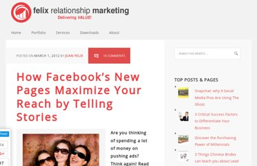 http://felixrelationshipmarketing.com/page-timeline-on-facebook-maximizes-reach-with-marketing-stories#comment-16