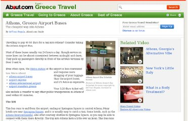 http://gogreece.about.com/od/athensgreece/a/airportbus.htm