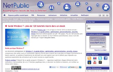 http://www.netpublic.fr/2012/03/guide-windows-7/