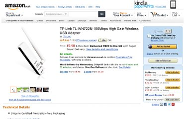 http://www.amazon.co.uk/TP-Link-TL-WN722N-150Mbps-Wireless-Adapter/dp/B002SZEOLG