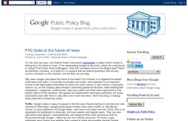 http://googlepublicpolicy.blogspot.com/2009/12/ftc-looks-at-future-of-news.html