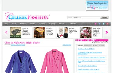 http://www.collegefashion.net/fashion-tips/class-to-night-out-bright-blazer/