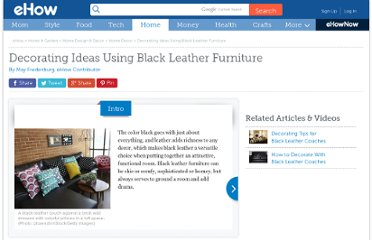 http://www.ehow.com/way_5120067_decorating-using-black-leather-furniture.html#page=0