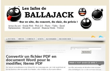 http://www.ballajack.com/convertir-fichier-pdf-document-word-modifier-nemo-pdf