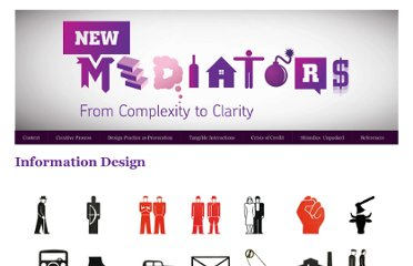 http://newmediators.com/context/information-design