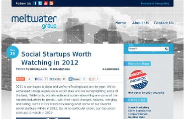 http://blog.meltwater.com/social-startups-worth-watching-in-2012