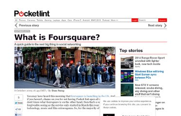 http://www.pocket-lint.com/news/27779/what-is-foursquare