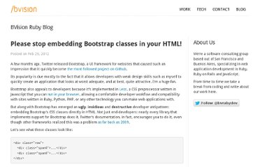 http://ruby.bvision.com/blog/please-stop-embedding-bootstrap-classes-in-your-html