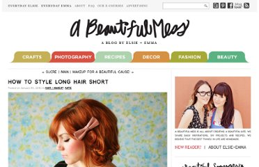 http://abeautifulmess.typepad.com/my_weblog/2012/01/how-to-style-long-hair-short.html