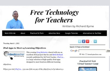http://www.freetech4teachers.com/2012/03/ipad-apps-to-meet-14-learning.html