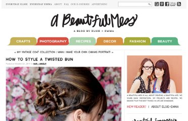 http://abeautifulmess.typepad.com/my_weblog/2011/10/how-to-style-a-twisted-bun.html