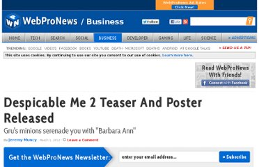 http://www.webpronews.com/despicable-me-2-teaser-and-poster-released-2012-03