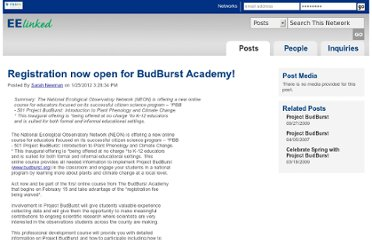 http://eelinked.naaee.net/n/eelinked/posts/Registration-now-open-for-BudBurst-Academy