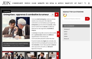 http://www.journaldunet.com/management/marketing/rumeur-en-entreprise/