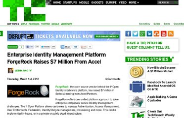http://techcrunch.com/2012/03/01/enterprise-identity-management-platform-forgerock-raises-7-million-from-accel/
