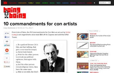 http://boingboing.net/2012/03/01/10-commandments-for-con-artist.html