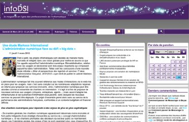 http://www.infodsi.com/articles/129669/etude-markess-international-administration-numerique-face-defi-big-data.html?key=d1af3d15a6b31a00