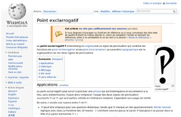 http://fr.wikipedia.org/wiki/Point_exclarrogatif