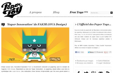http://www.paper-toy.fr/2012/03/02/super-innovation-de-fakir-ova-design/
