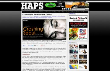 http://www.busanhaps.com/article/crashing-seoul-cheap