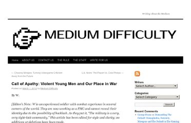 http://www.mediumdifficulty.com/2012/03/01/call-of-apathy-violent-young-men-and-our-place-in-war/