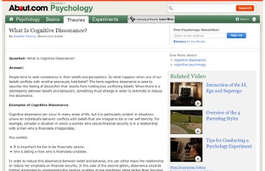 http://psychology.about.com/od/cognitivepsychology/f/dissonance.htm