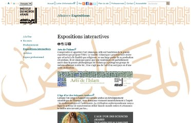 http://www.imarabe.org/page-sous-section/expositions-interactives