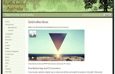 http://www.earthsharing.org.au/introduction/