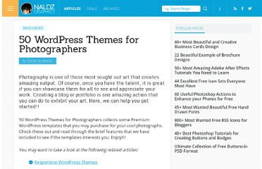 http://naldzgraphics.net/resources/wordpress-themes-for-photographer/