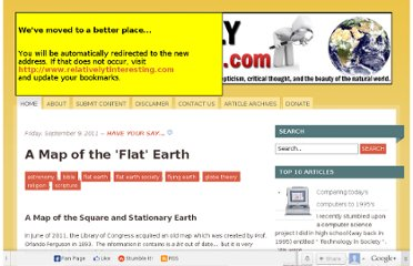 http://therelativelyinterestingblog.blogspot.com/2011/09/map-of-flat-earth.html