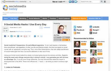 http://socialmediatoday.com/jasonbaer/458883/9-social-media-hacks-i-use-every-day