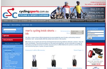 http://www.cyclingsports.com.au/mens-clothing-knick-shorts-bib-c-1_31.html
