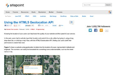 http://www.sitepoint.com/using-the-html5-geolocation-api/#fbid=FuxgzPhqBCT
