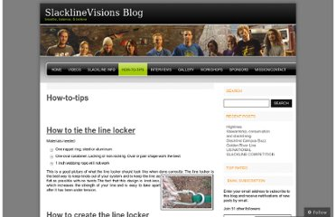 http://slacklinevisions.wordpress.com/how-to-tips/