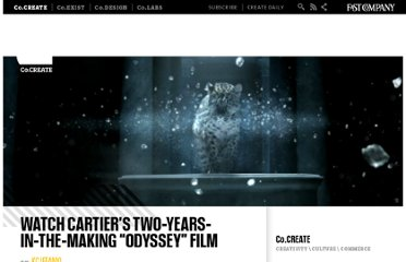 http://www.fastcocreate.com/1680037/watch-cartiers-two-years-in-the-making-odyssey-film