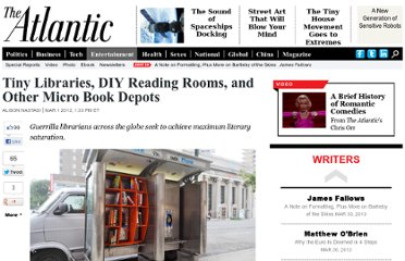 http://www.theatlantic.com/entertainment/archive/2012/03/tiny-libraries-diy-reading-rooms-and-other-micro-book-depots/253844/