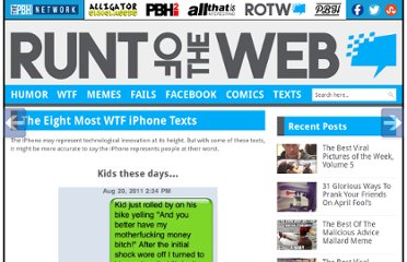 http://runt-of-the-web.com/most-wtf-iphone-texts