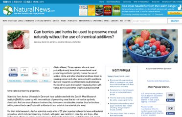 http://www.naturalnews.com/035132_preservatives_meat_berries.html