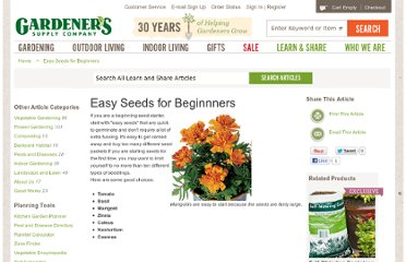 http://www.gardeners.com/Easy-Seeds-for-Beginners/5573,default,pg.html