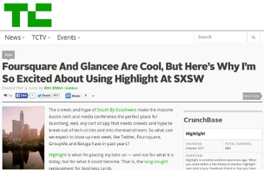 http://techcrunch.com/2012/03/03/myhighlight/