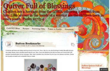 http://quiverfullofblessings.com/2011/10/18/button-bookmarks/